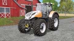 Steyr Terrus 6270 q 6300 CVꚐ para Farming Simulator 2017