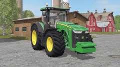 John Deere 8R-seɽies para Farming Simulator 2017
