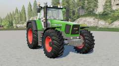 Fendt Favorit 900 Variꝋ para Farming Simulator 2017