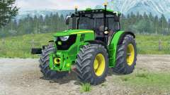 John Deere 6170Ꞧ para Farming Simulator 2013