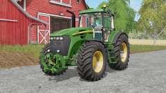 John Deere 7020-serie para Farming Simulator 2017