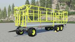 Fliegl DPW 10 para Farming Simulator 2017