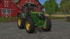 John Deere 6M-serieꜱ para Farming Simulator 2017
