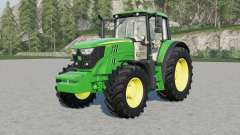 John Deere 6M-serie para Farming Simulator 2017