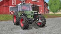 Fendt Farmer 310 & 312 LSA Turbomatiƙ para Farming Simulator 2017