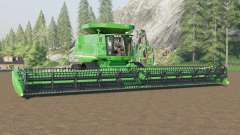 John Deere 9000 STⱾ para Farming Simulator 2017