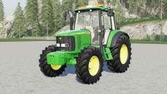 John Deere 6020-serieꚃ para Farming Simulator 2017