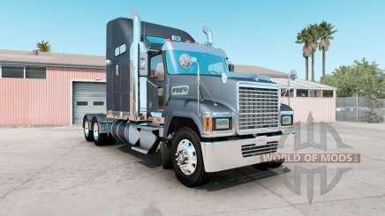 Mack Pinnacle CHU613 v2.4 para American Truck Simulator
