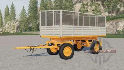 Autosan D-55 para Farming Simulator 2017