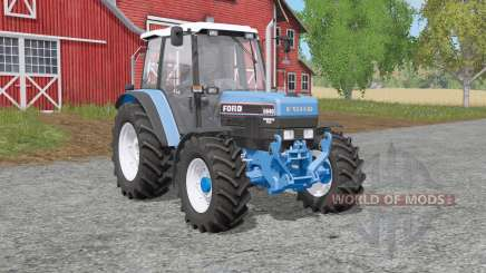 Ford 40-serieᶊ para Farming Simulator 2017