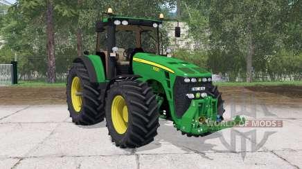 John Deere 83౩0 para Farming Simulator 2015