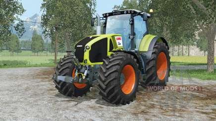 Claas Axioᶇ 950 para Farming Simulator 2015