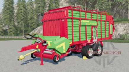 Strautmann Zelon CFS 3301 DꝌ para Farming Simulator 2017