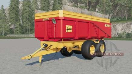 Legras BJ140 para Farming Simulator 2017