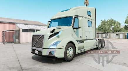 Volvo VNL-series v2.26 para American Truck Simulator