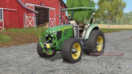 Ford 4000〡5000〡7000 para Farming Simulator 2017