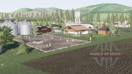 Eastbridge Hills para Farming Simulator 2017