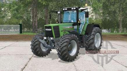 Fendt Favorit 926 Variø para Farming Simulator 2015