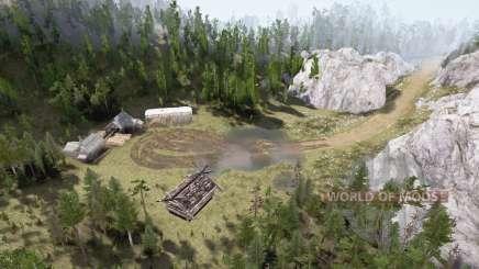 livᶒ florestal para MudRunner