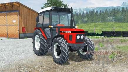 Zetor 774ƽ para Farming Simulator 2013