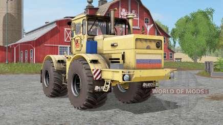 Kirovets Ҡ-700A para Farming Simulator 2017