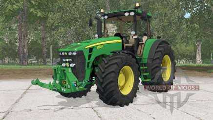 John Deere 8ろ30 para Farming Simulator 2015