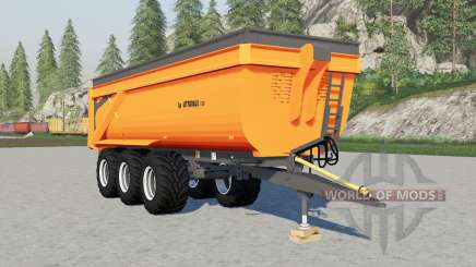 La Littorale C 320 para Farming Simulator 2017
