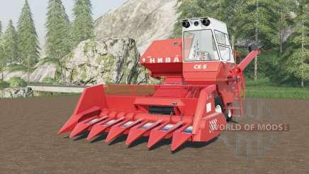 SK-5 Niva. para Farming Simulator 2017