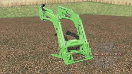 John Deere 643Ɍ para Farming Simulator 2017