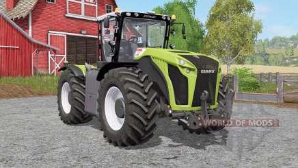 Claas Xerion 4000〡4500〡5000 Traƈ VC para Farming Simulator 2017