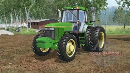 John Deeese 7810 para Farming Simulator 2015