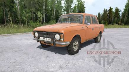 Moscou-412IE-028 para MudRunner