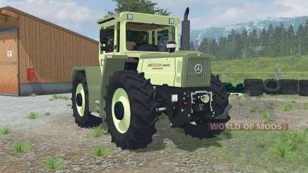 Mercedes-Benz Trac 1800 intercooleᵲ para Farming Simulator 2013