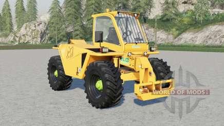 Merlo P41.7 Turbofarme para Farming Simulator 2017