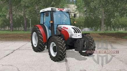 Steyr 4095 Kompakt para Farming Simulator 2015