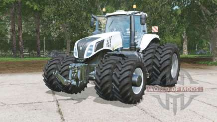 Novo Hollanđ T8.320 para Farming Simulator 2015