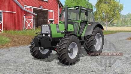 Deutz DX 90 para Farming Simulator 2017