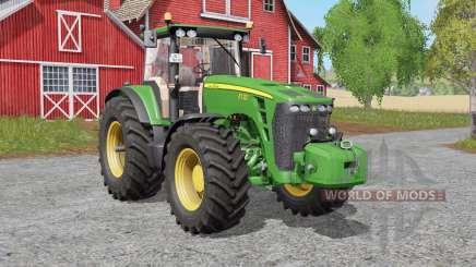 John Deere 8030-serie para Farming Simulator 2017