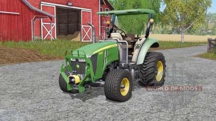 John Deere 5M-serieᵴ para Farming Simulator 2017