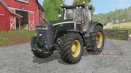John Deere 8030-seriᶒs para Farming Simulator 2017