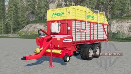 Pottinger Europrofi ⴝ000 para Farming Simulator 2017