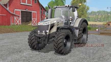 Massey Ferguson 8700-serie para Farming Simulator 2017