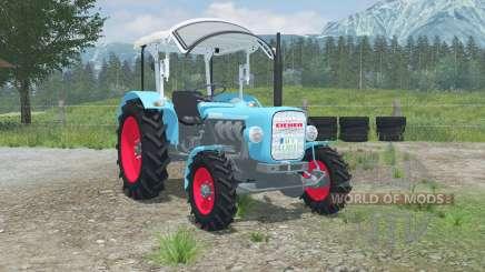 Eicher 3010 Konigstiger para Farming Simulator 2013