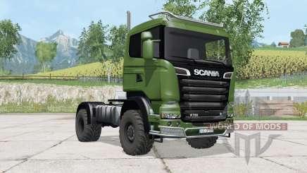 Scania R730 Streamline Agro para Farming Simulator 2015