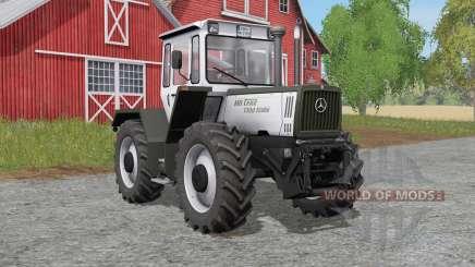 Mercedes-Benz Traҁ 1000 para Farming Simulator 2017