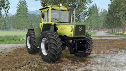Mercedes-Benz Trac 1800 intercoole para Farming Simulator 2015