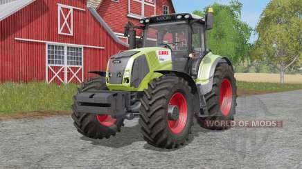 Claas Axio para Farming Simulator 2017