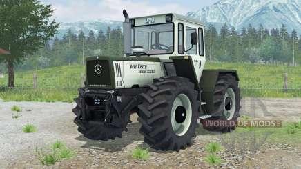 Mercedes-Benz Trac 1600 Turbø para Farming Simulator 2013