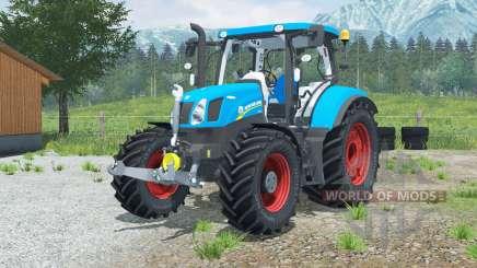 Nova Holanda Ƭ6.160 para Farming Simulator 2013