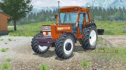 Nova Hollanɗ 110-90 para Farming Simulator 2013